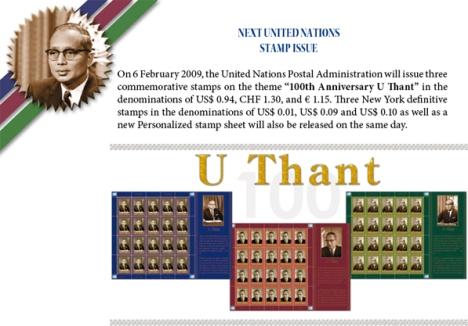 u-thant-stamp